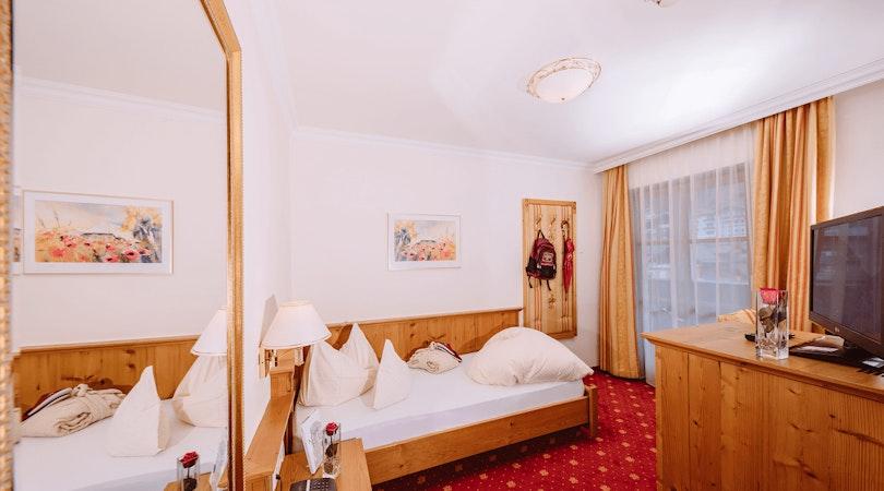 Einzelzimmer 14m²