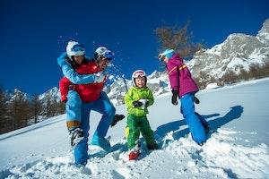Familien Spezial Skiwochen