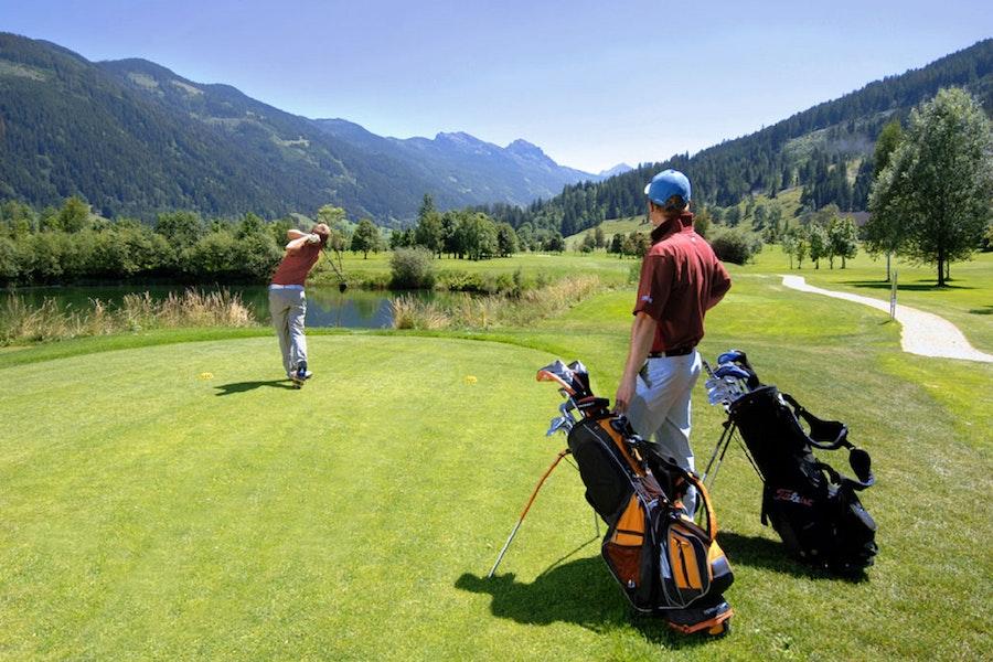 4-Tages Golf Verwöhn Paket