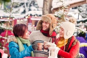 Firmen-Weihnachtsfeier in den Bergen