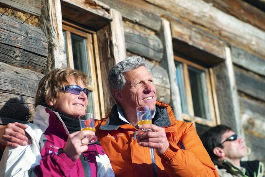 Ski amadé Sixty Plus Firn