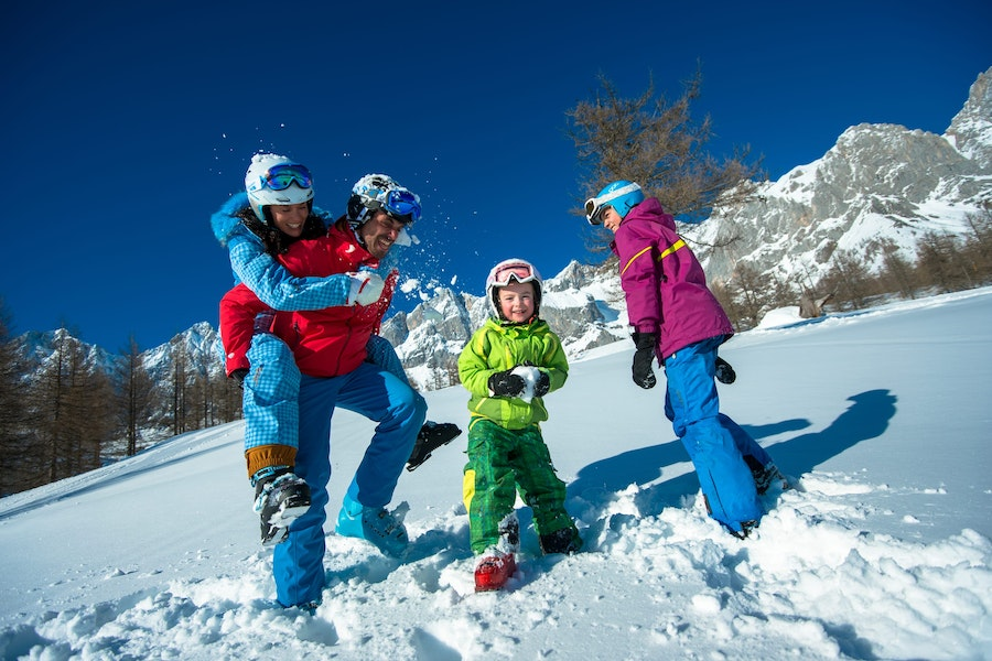 4 days Ski Crystal Package